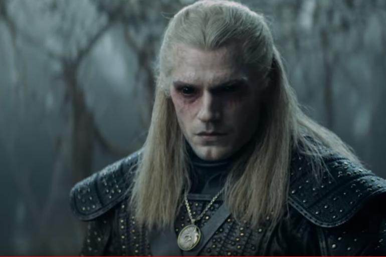 The Witcher ' Teaser officiel ' Netflix