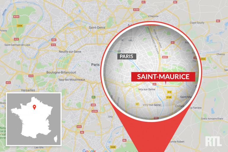 Saint-Maurice, dans le Val-de-Marne