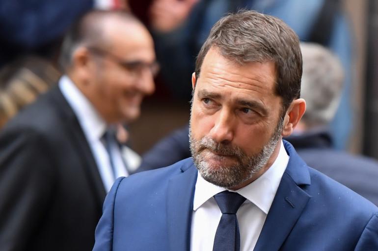 Christophe Castaner, ministre de l'Intérieur, en mai 2019