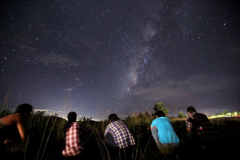 La nuit des étoiles, c'est le moment parfait pour passer un moment en famille