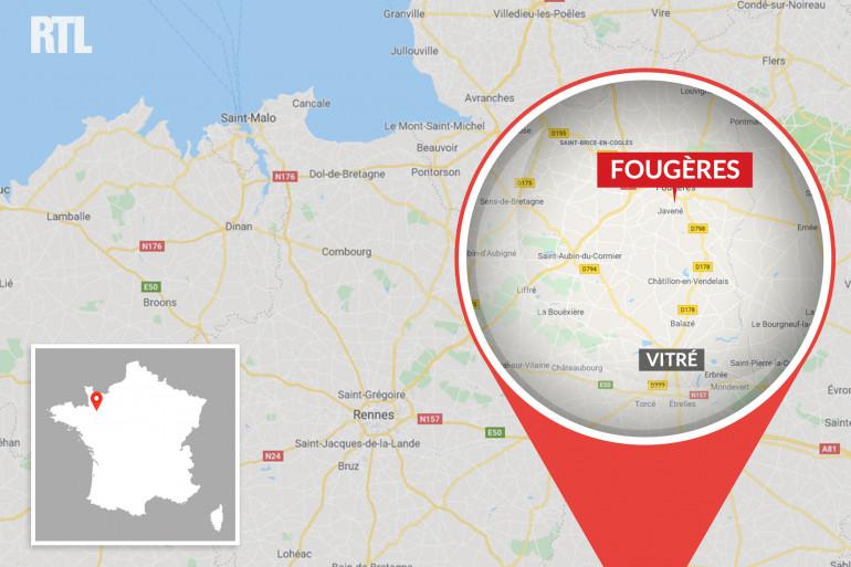 Fougères, en Ille-et-Vilaine