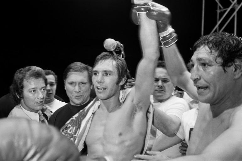 Jean-Claude Bouttier en 1971