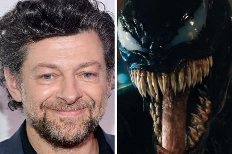 """Andy Serkis réalisera la suite des aventures de """"Venom"""""""