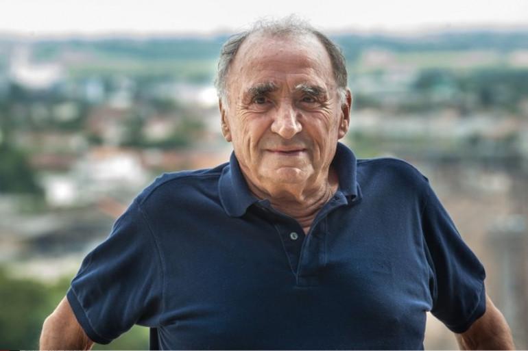 Claude Brasseur à la 8e édition du Festival du Film Francophone d'Angouleme