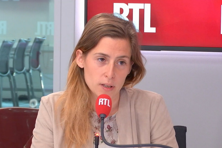 Laure Ducos, chargée de campagne Agriculture & Alimentation chez Greenpeace