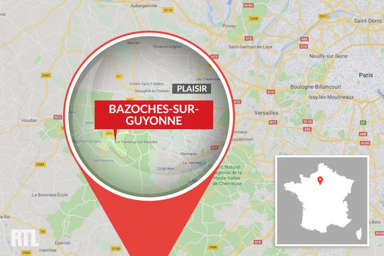 Bazoches-sur-Guyonne, dans les Yvelines