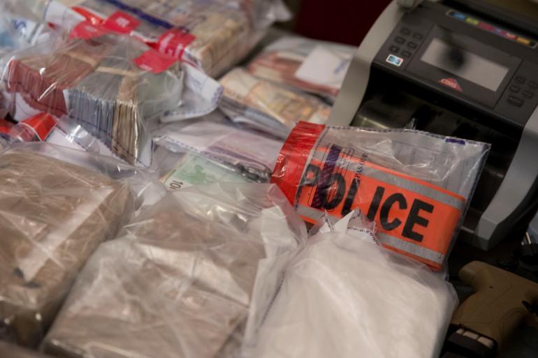 Une saisie de cocaïne en novembre 2015 (Illustration)