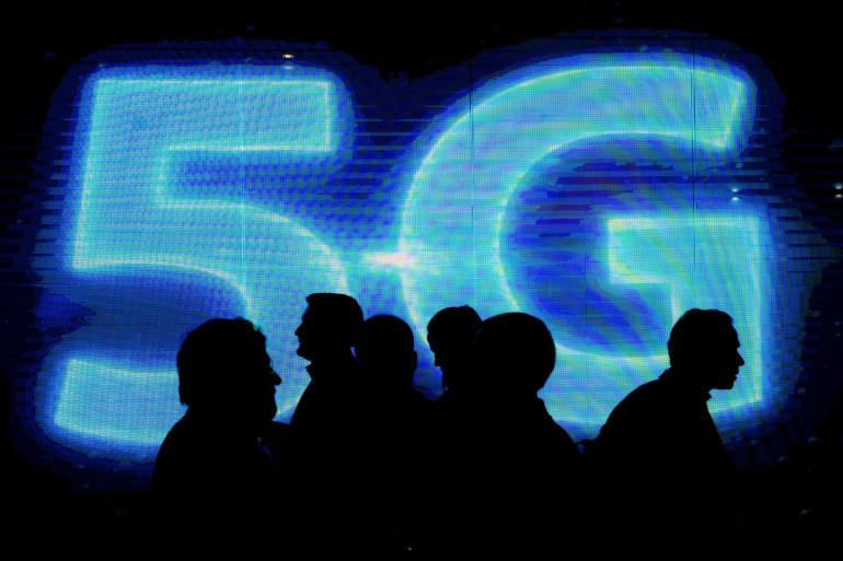 Réseau 5G (illustration)