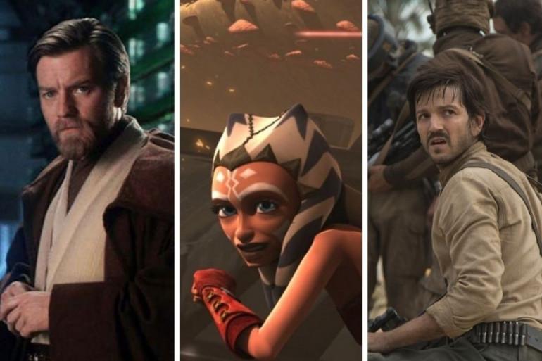 """L'avenir de """"Star Wars"""" est assuré pour la prochaine décennie"""