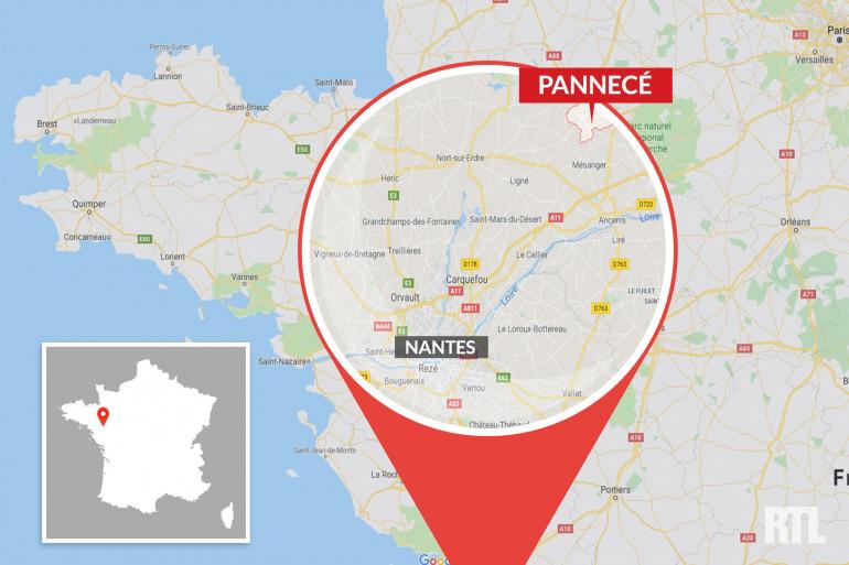 Carte Pannecé