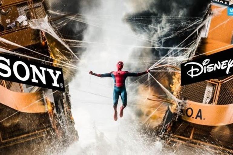 Spider-Man ne fait plus partie des films Marvel après la fin du deal entre Sony et Disney