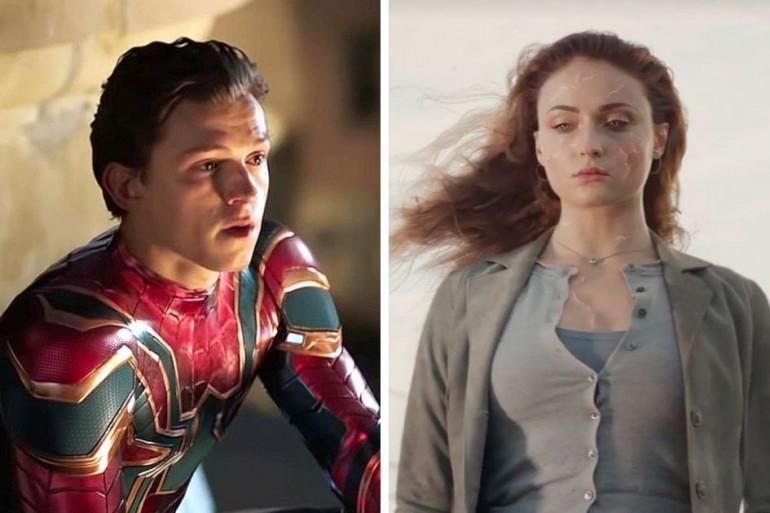 """Spider-Man est la victime collatérale de l'échec de """"Dark Phoenix"""" au cinéma"""