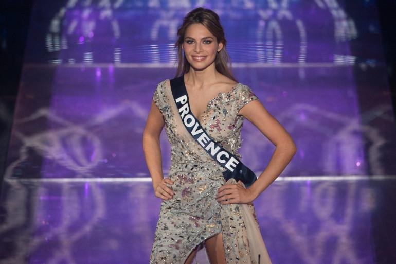 Miss Provence, April Benayoum, le 19 décembre 2020