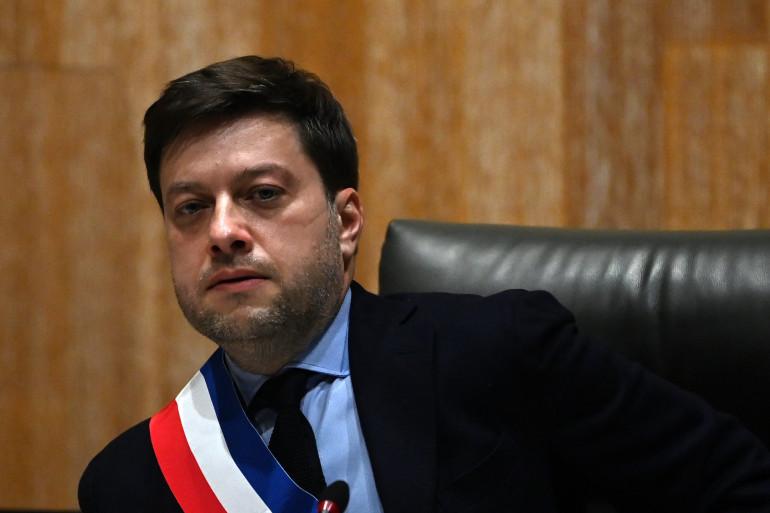 Benoît Payan, le 21 décembre 2020.