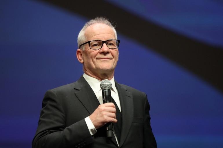 Le directeur général du festival de Cannes, Thierry Frémaux, le 27 octobre 2020