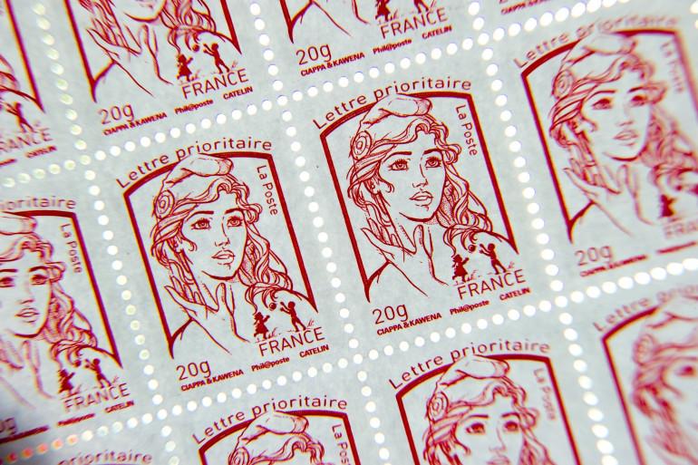 Des timbres (Illustration)
