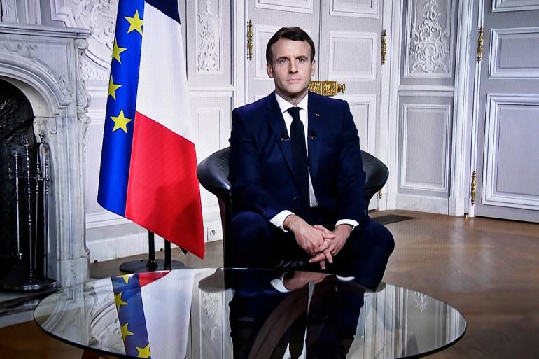 Emmanuel Macron a souhaité les vœux présidentiels aux Français.