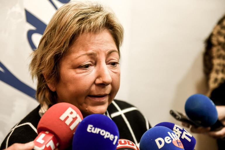 La maire LR de Calais Natacha Bouchart, assure que l'accord sur le Brexit maintiendra l'attractivité des villes frontalières