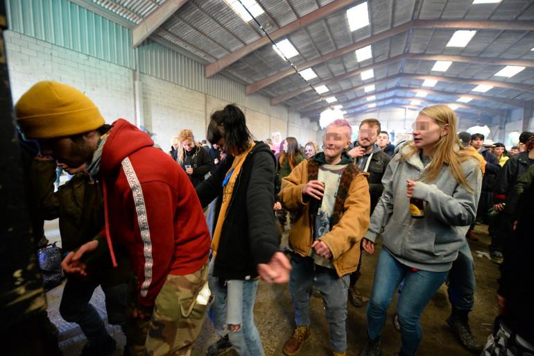 2.500 fêtards lors d'une rave party à Lieuron au mépris des règles sanitaires