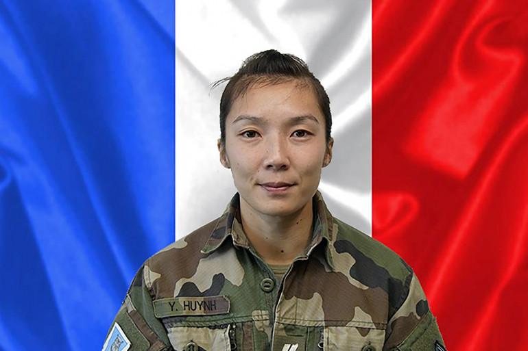 Le sergent Yvonne Huynh est décédé en opération au Mali le samedi 2 janvier au côté du brigadier Loïc Risser.