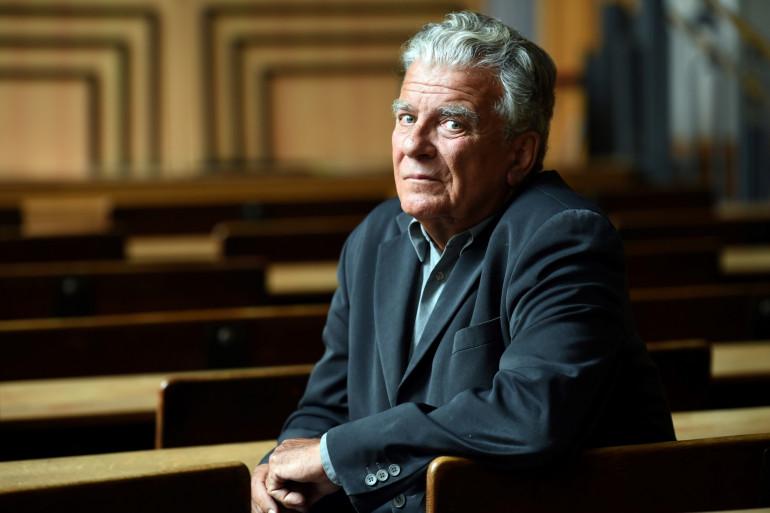 Le politologue Olivier Duhamel en mai 2016