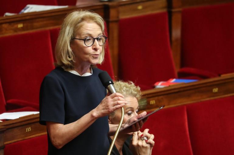 La députée d'Eure-et-Loire (Agir) Laure de La Raudière en mars 2020