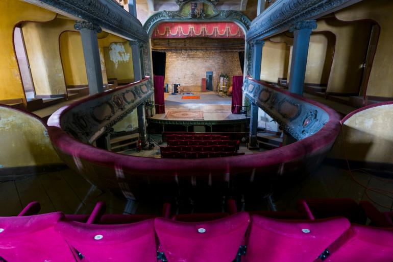 Le théâtre des Bleus de Bar-le-Duc a obtenu des subventions grâce au loto du patrimoine.