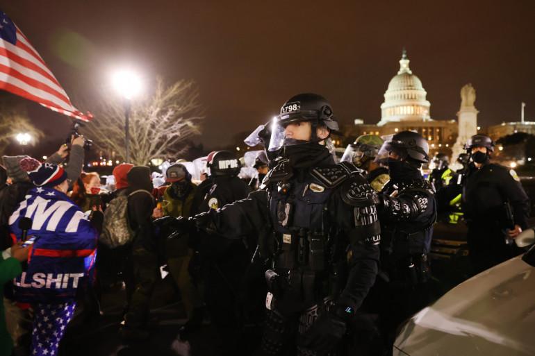 Un policier avait notamment succombé à ses blessures après l'invasion du Capitole.