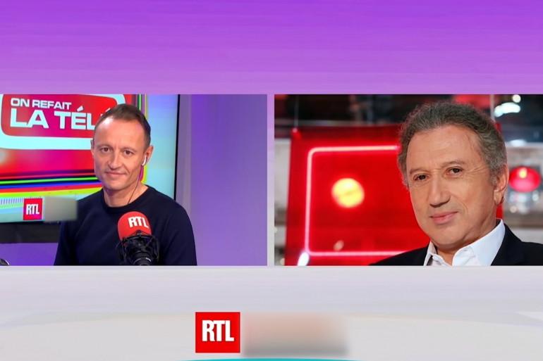 """Michel Drucker dans """"On Refait La Télé"""""""