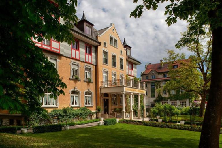 L'Institut Rosenberg, situé en Suisse.