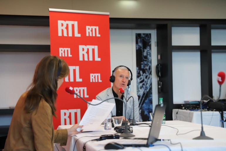 Didier Deschamps invité du Journal inattendu le 16 janvier 2021