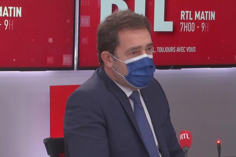 Christophe Castaner est l'invité de RTL