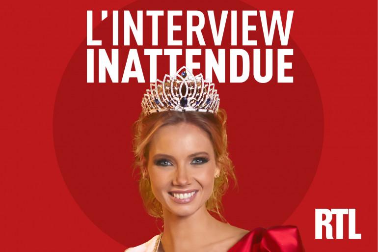 """Amandine Petit, Miss France 2021, dans """"L'Interview inattendue"""""""