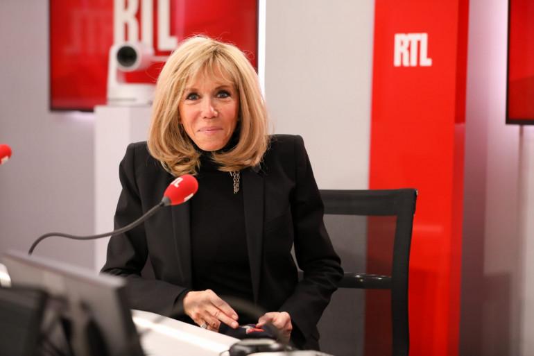 Brigitte Macron, le 20 janvier 2021
