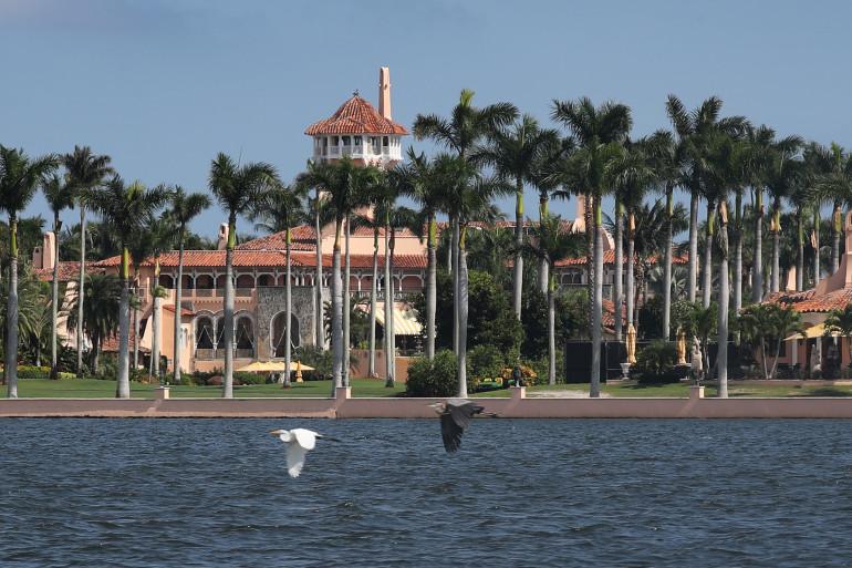 Le club Mar-a-Lago à Palm Beach, en Floride (illustration).