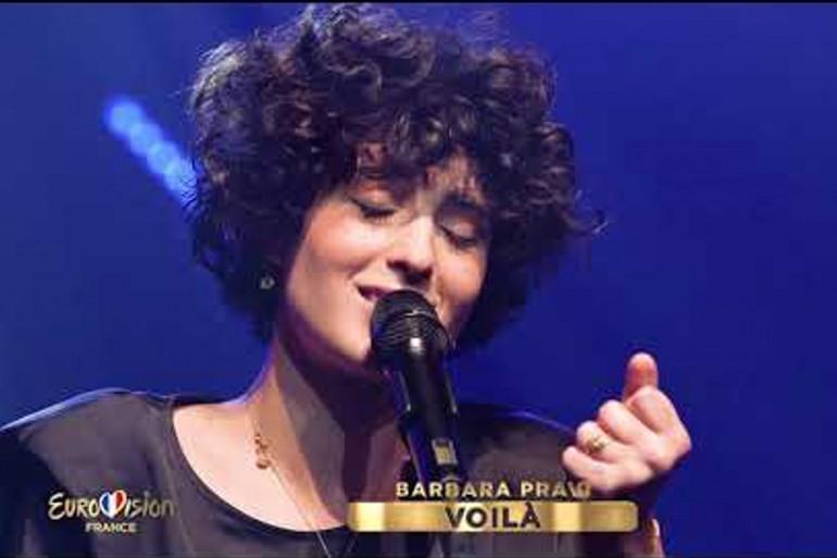 """Barbara Pravi représentera la France à l'Eurovision avec son titre """"Voilà"""""""