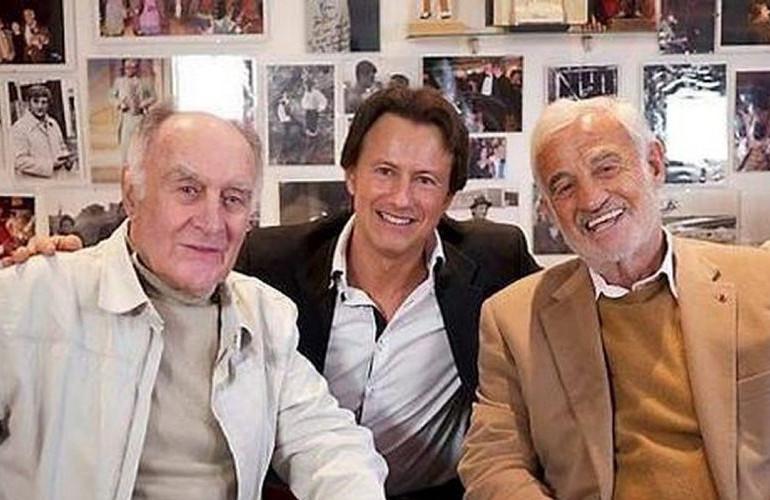 Remy Julienne, Vincent Perrot, Jean-Paul Belmondo
