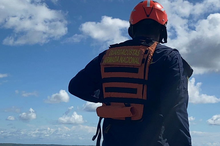 Au moins 12 personnes sont mortes en Colombie après le naufrage de deux bateaux le 31 janvier 2021.