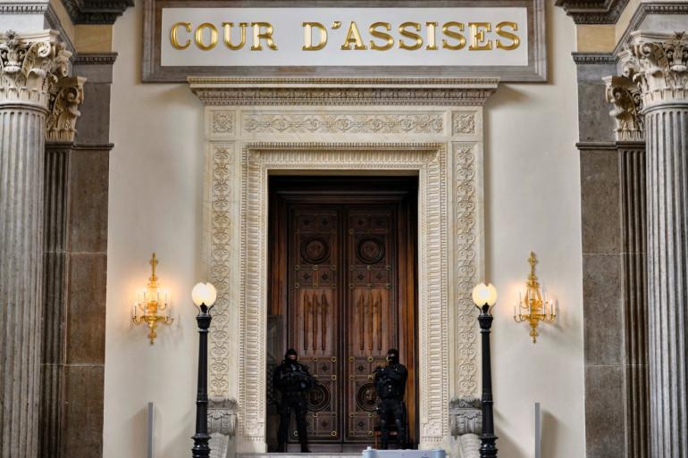 La Cour d'Assises de Lyon en 2013 (illustration)