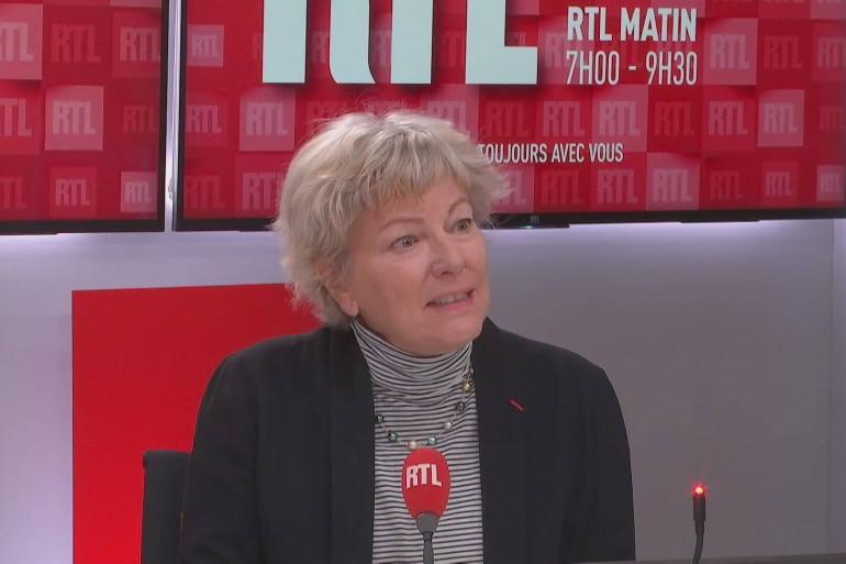 Dominique Le Guludec est l'invitée de RTL