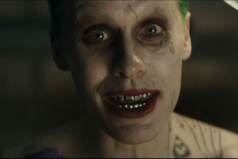 """Jared Leto dans le rôle du Joker dans """"Suicide Squad"""""""