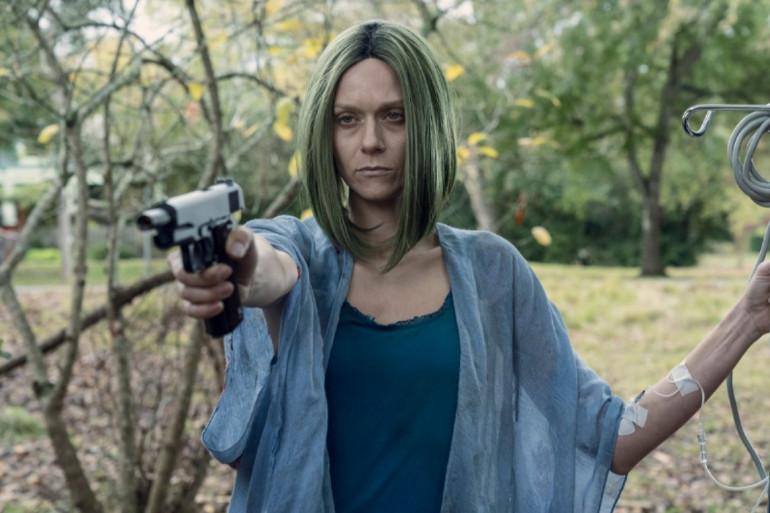 """Hilarie Burton incarne Lucille dans la troisième partie de la saison 10 de """"The Walking Dead"""""""