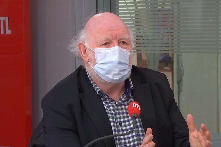 Jean-Pierre Rosenczveig, ancien président du tribunal pour enfants de Bobigny