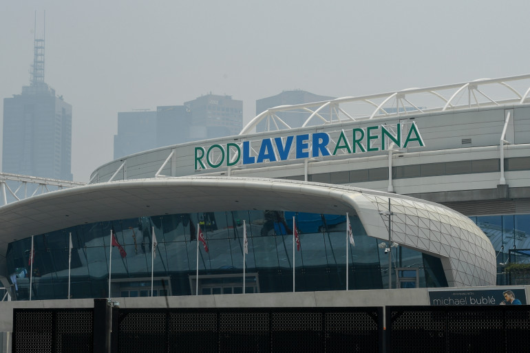 La Rod Laver Arena à Melbourne