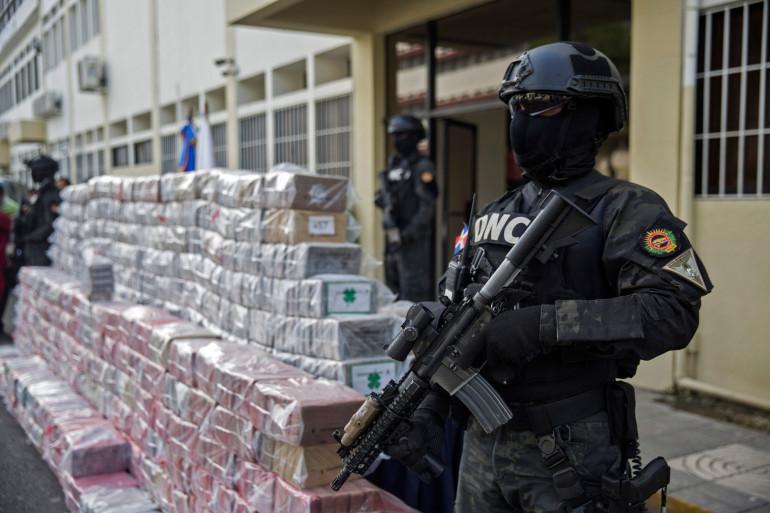 Le 10 décembre 2015, la douane française avait intercepté un cargo transportant 2,3 tonnes de cocaïne.