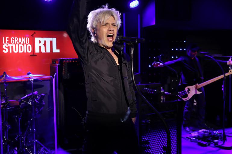 Indochine dans Le Grand Studio RTL