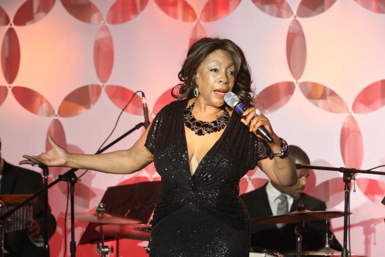 Mary Wilson en 2019 à Beverly Hills