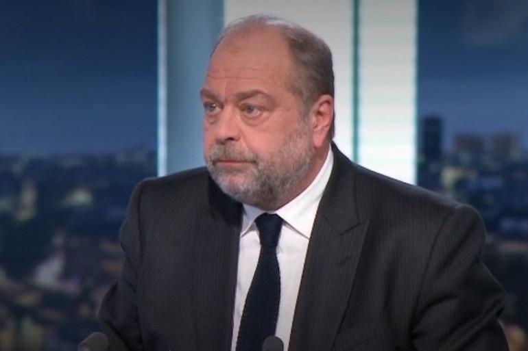 Éric Dupond-Moretti, sur le plateau du 20h de France 2, le 9 février 2021