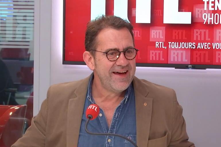 Michel Sarran invité de RTL le 10 février 2021
