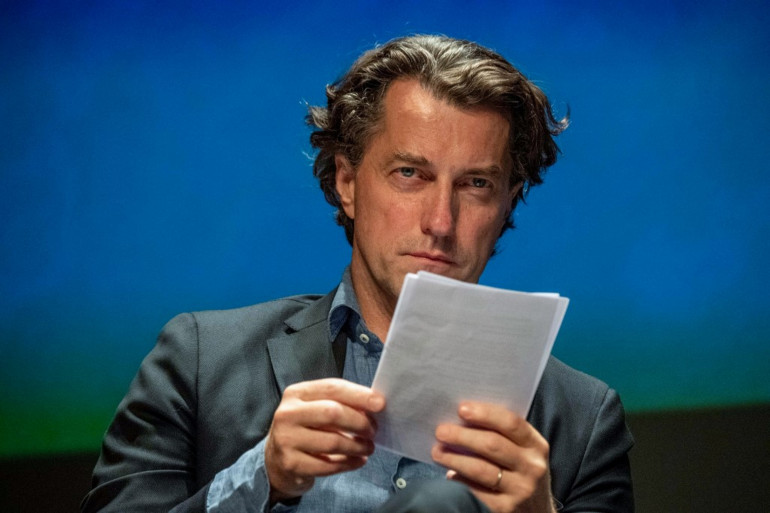 Dominique Boutonnat, le président du CNC (centre national du cinéma) le 19 septembre 2019.